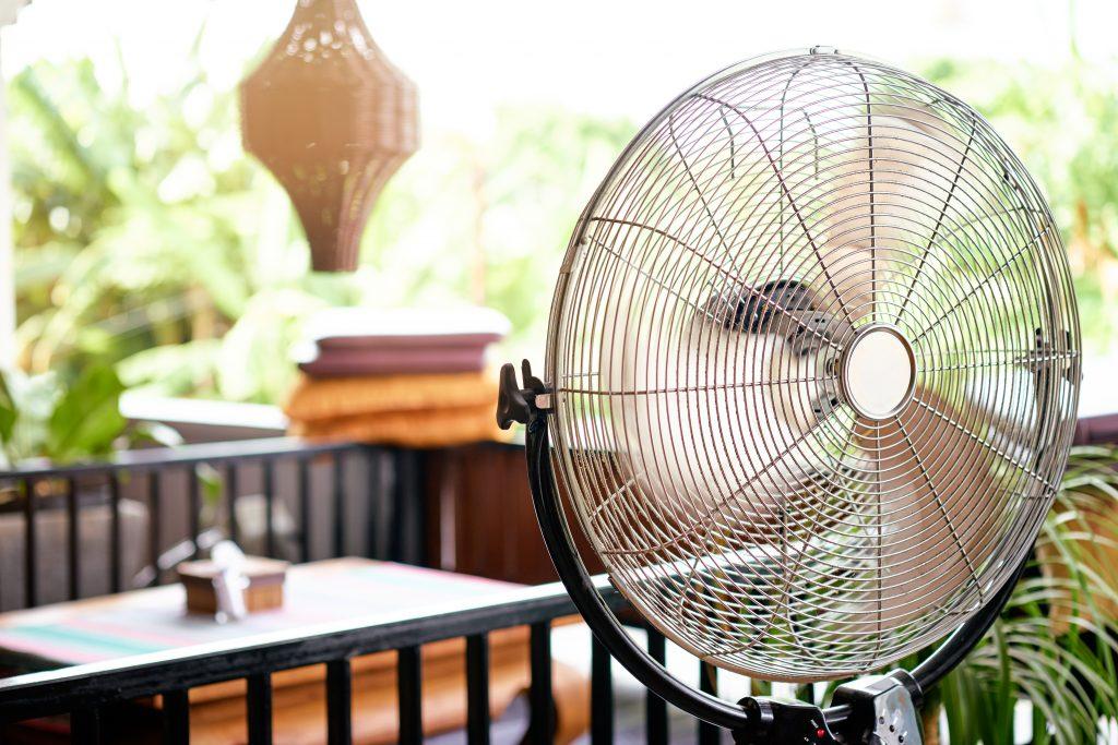Mieux placer le ventilateur