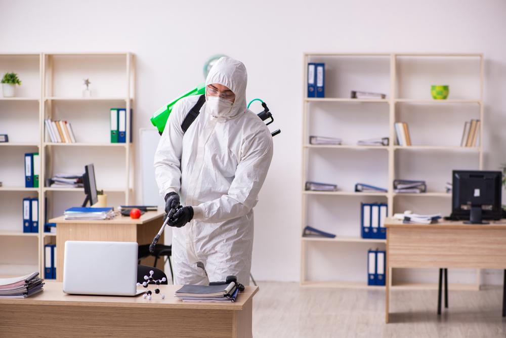 COVID19 Faites appel à des professionnels pour désinfecter vos locaux